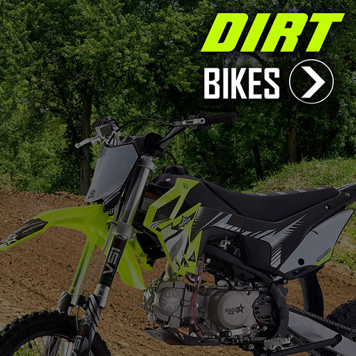 Thumpstar Dirt bikes