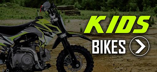 Kids Pit Bike