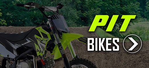 Beginner's Pit Bike