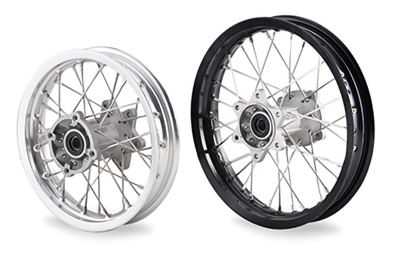 TSB110 Wheels