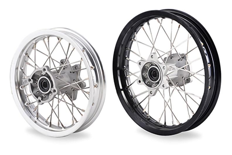 TSK110 Wheels