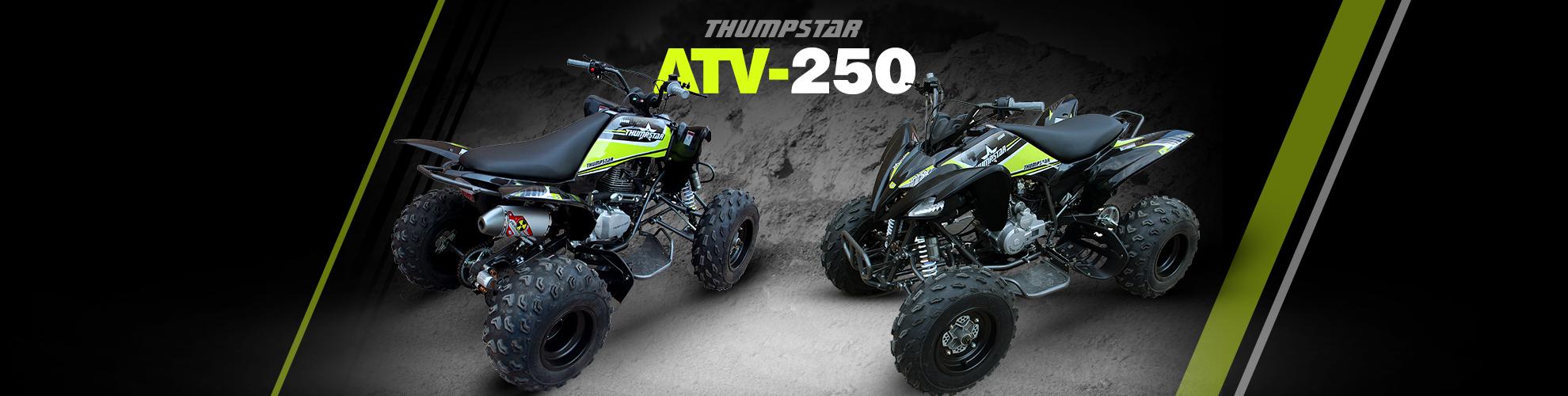 Thumpstar - ATV 250 Banner for Desktop