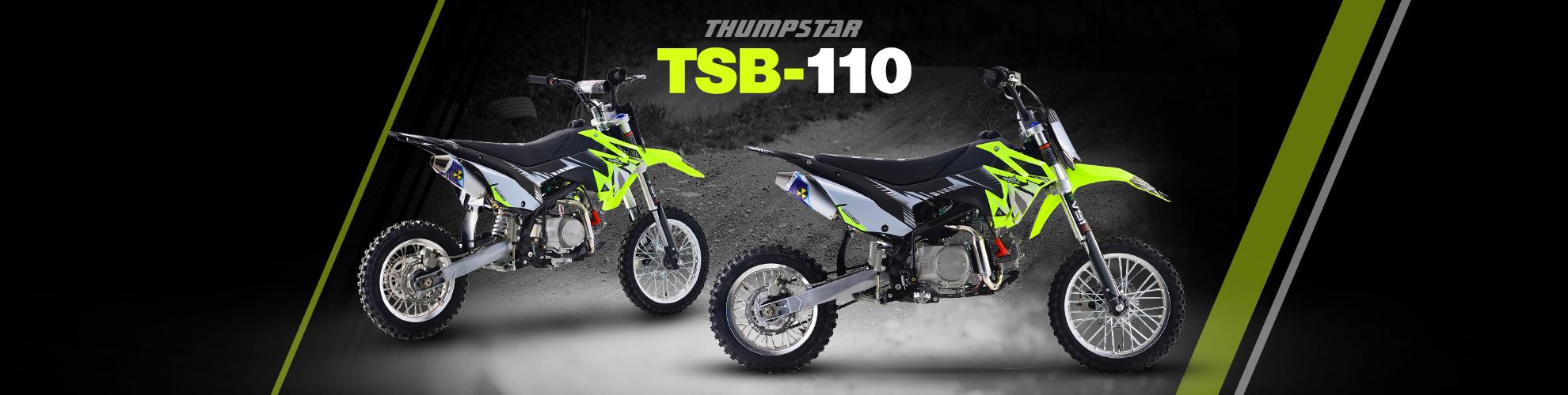 Thumpstar - TSB 110cc Banner for Desktop