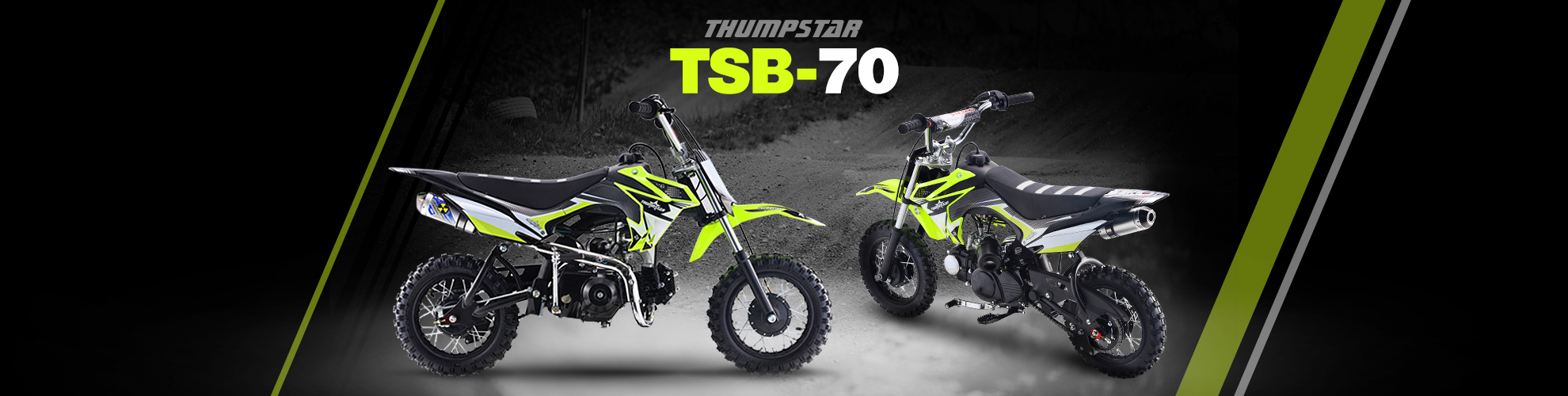 Thumpstar - TSB 70cc Banner for Desktop