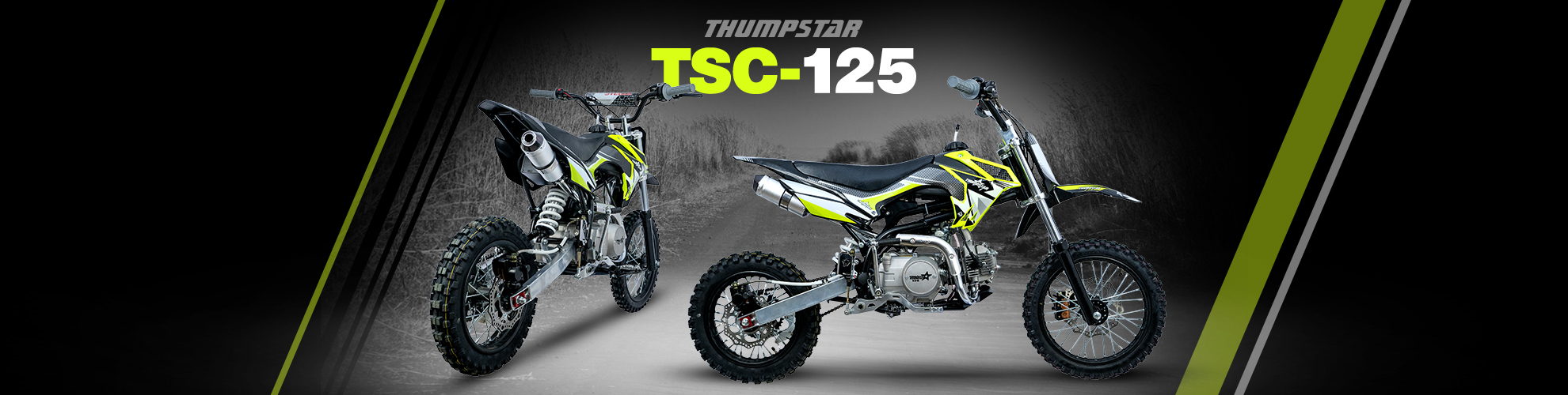 Thumpstar - TSC 125cc Banner for Desktop