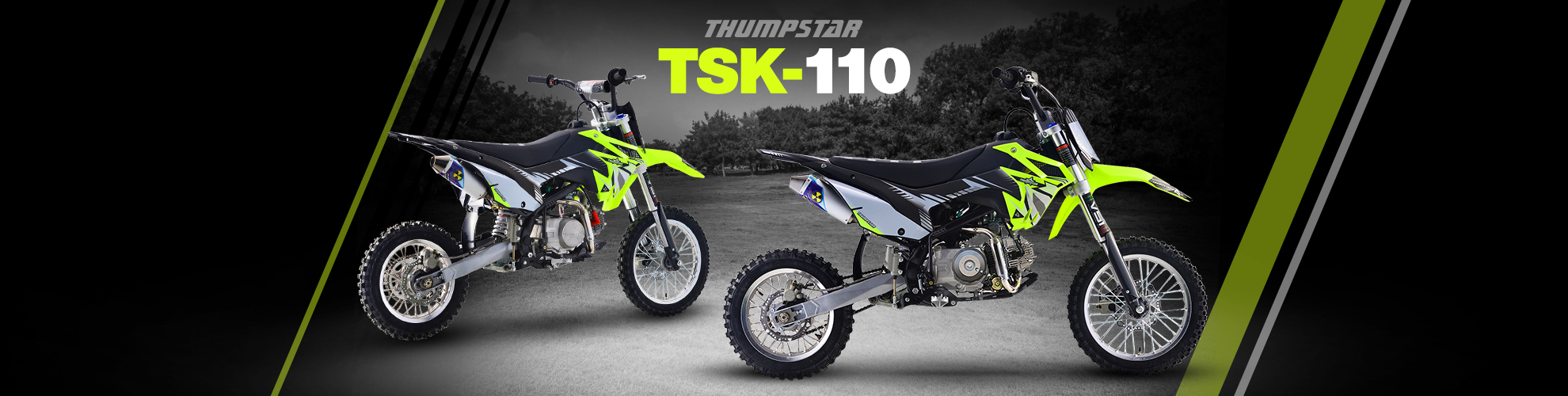 Thumpstar - TSK 110cc E Banner for Desktop