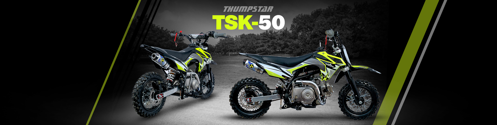 Thumpstar - TSK 50cc Banner for Desktop