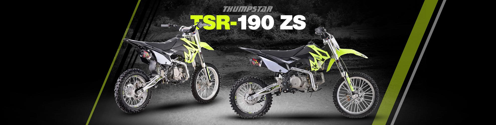 Thumpstar - TSR 190cc ZS Banner for Desktop