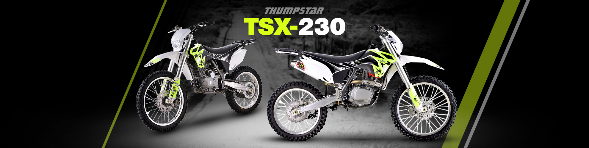 Thumpstar - TSX 230cc Banner for Desktop