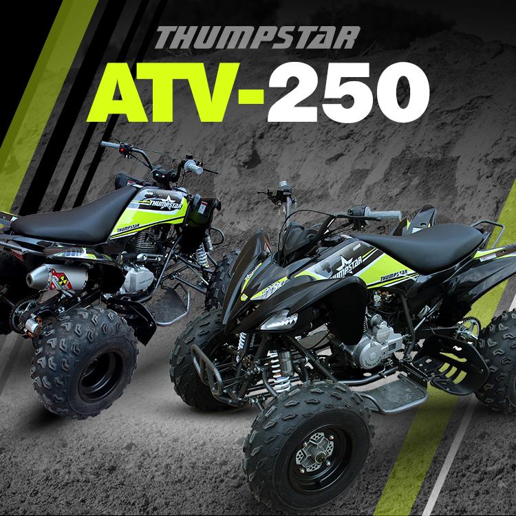 Thumpstar - ATV 250 Banner for Mobile
