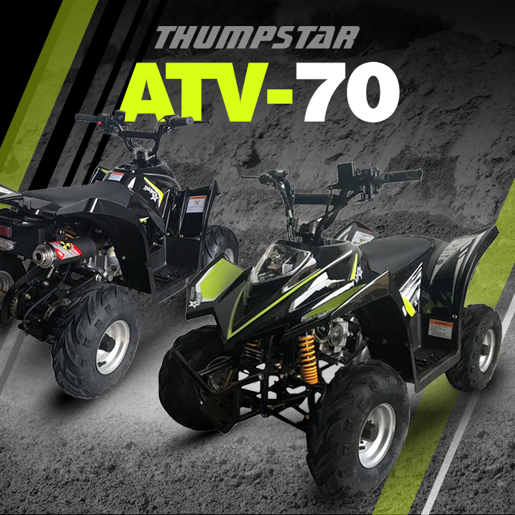 Thumpstar - ATV 70cc Banner for Mobile