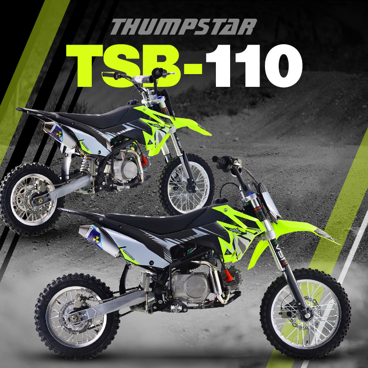 Thumpstar - TSB 110cc Banner for Mobile
