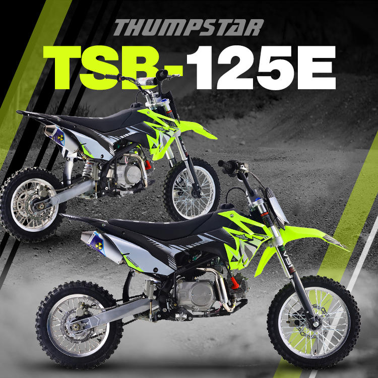 NZ64 PREORDER | Thumpstar - TSB 125cc E Banner for Mobile
