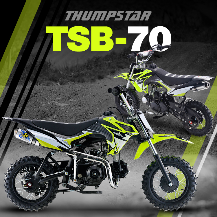 Thumpstar - TSB 70cc Banner for Mobile