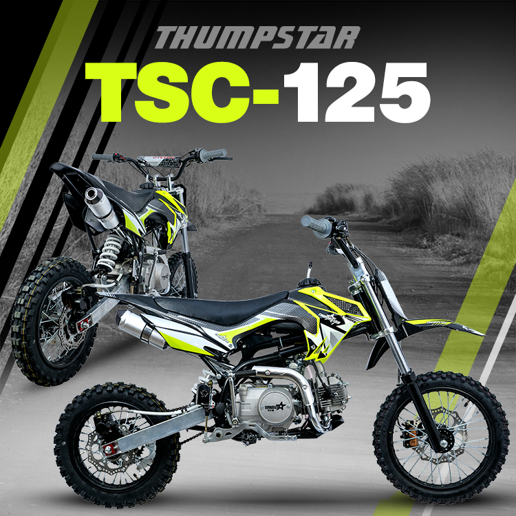 Thumpstar - TSC 125cc Banner for Mobile