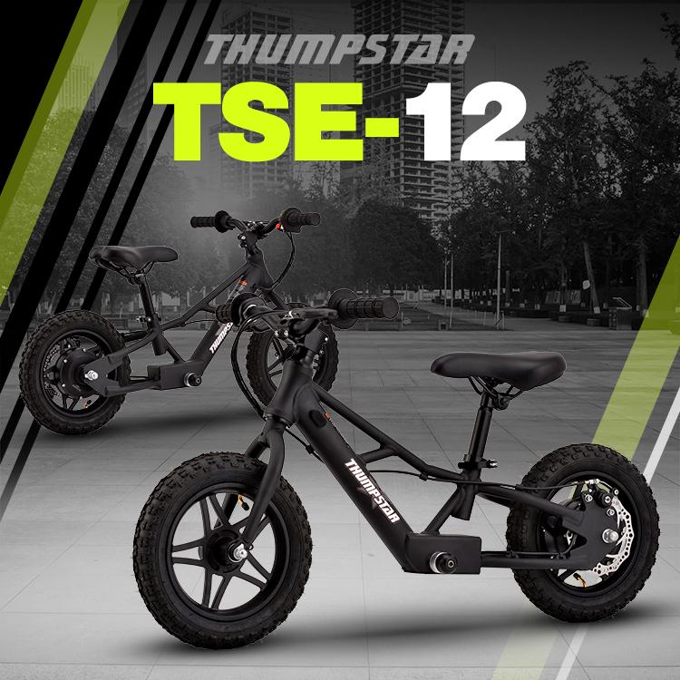 Thumpstar TSE12 | Electric Balance Bike Banner for Mobile