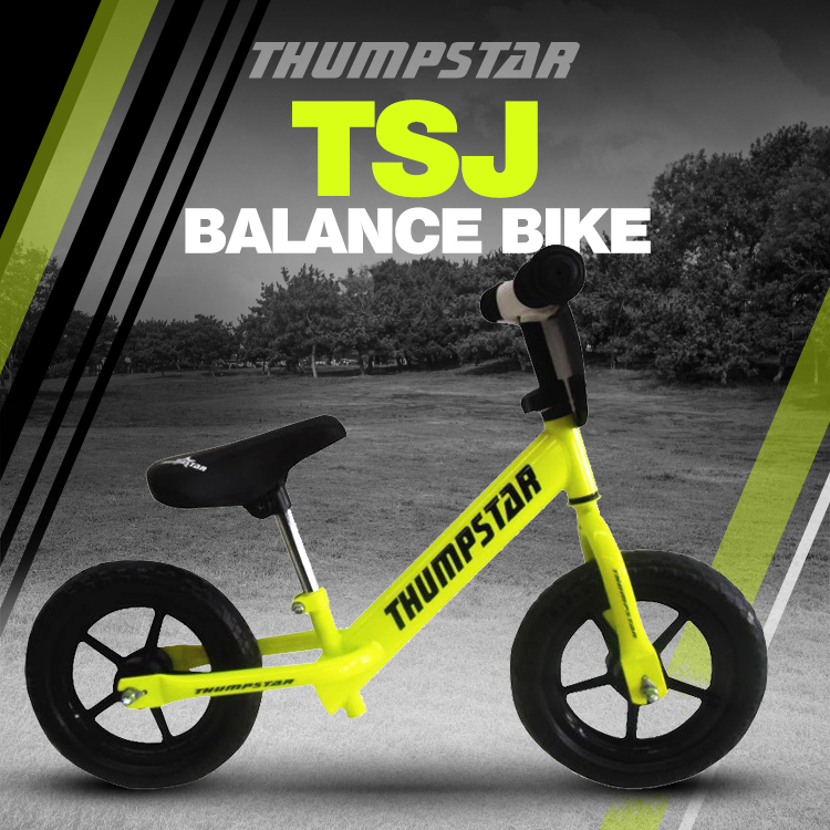 Thumpstar - TSJ Balance Bike Banner for Mobile