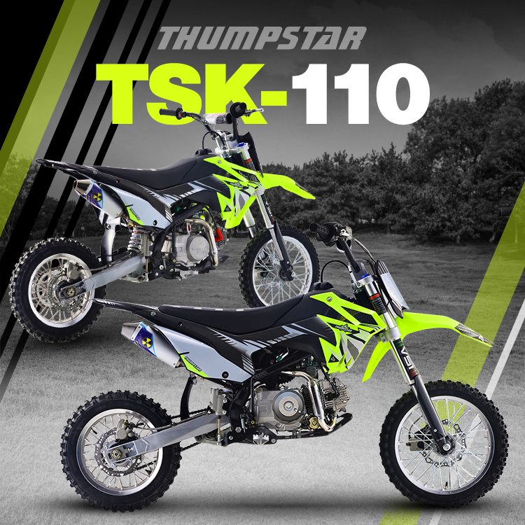 Thumpstar - TSK 110cc E Banner for Mobile