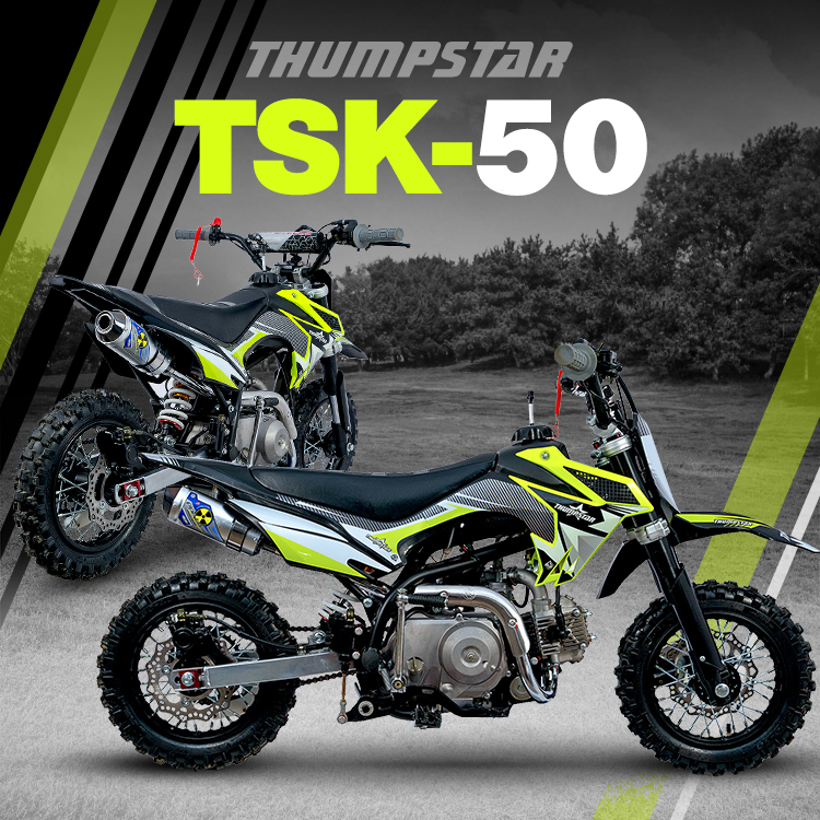 Thumpstar - TSK 50cc Banner for Mobile