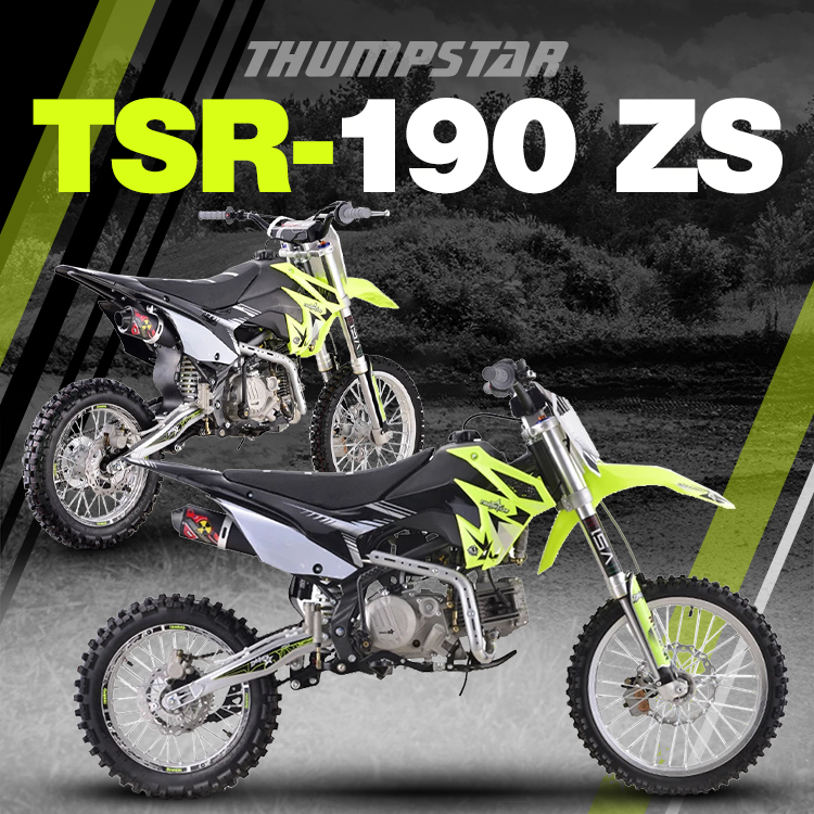 Thumpstar - TSR 190cc ZS Banner for Mobile