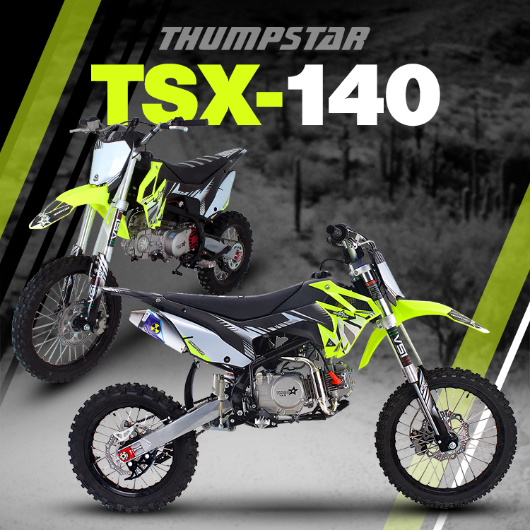 NZ64 PREORDER | Thumpstar - TSX 140cc Banner for Mobile