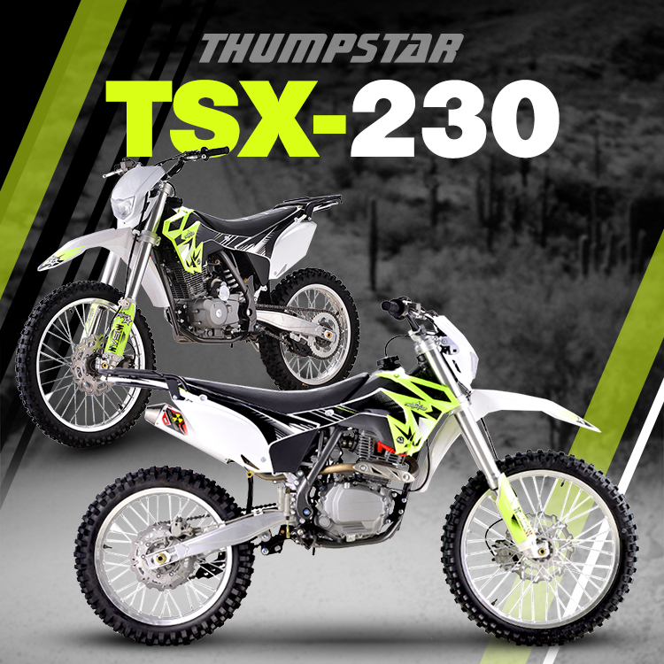 Thumpstar - TSX 230cc Banner for Mobile